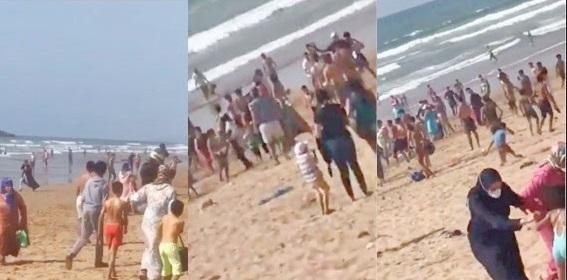 Arrestations pour violation de l'état  d'urgence sanitaire à Essaouira
