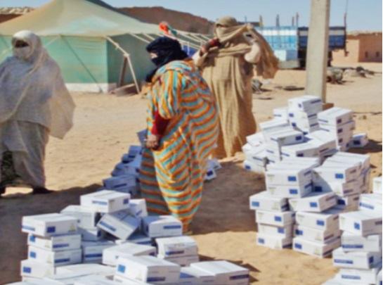 Les humanitaires espagnols en effroi devant le détournement des aides destinées aux camps de Tindouf