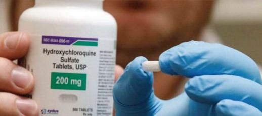 Le monde divisé sur l'utilisation de l'hydroxychloroquine
