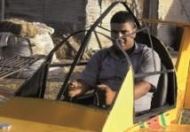 Un jeune prodige construit et fait voler un avion bimoteur : Berrechid en émoi