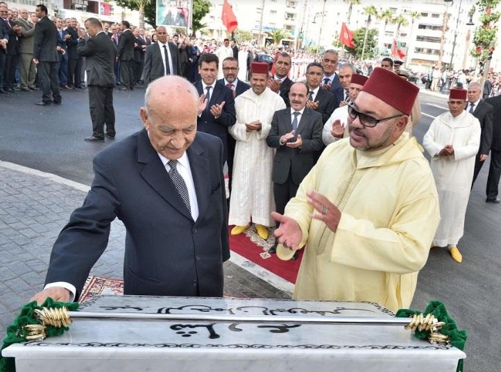 Profanation de la stèle Abderrahmane El Youssoufi : Ils ont osé !