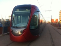 Tramway de Casablanca : Marche à blanc vers la mi-octobre prochain