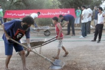 Taza : Les jeunes de Tahla à l'heure du volontariat citoyen
