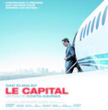 Prochain film de Costa Gavras: Gad Elmaleh se dévoile en clichés pour «Capital»