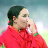 """Najat El Garaa, championne paralympique """"Ma consécration est le fruit  d'un travail de longue haleine"""""""