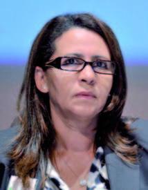 Nouzha Chekrouni rempile  à la vice-présidence de l'Internationale socialiste