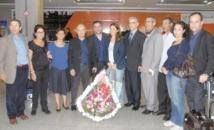 Après avoir participé au Congrès de l'IS : La délégation de l'USFP regagne Casablanca
