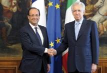 Concertation franco-italienne à Rome : Echéances cruciales pour la zone euro