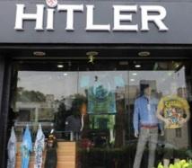 Insolite : Magasin du nom de Hitler