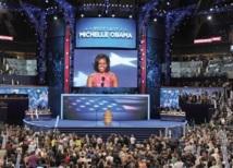 Présidentielle américaine : Michelle Obama bat le rappel pour son mari