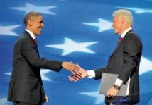 Convention démocrate : Bill Clinton se fait l'avocat d'Obama