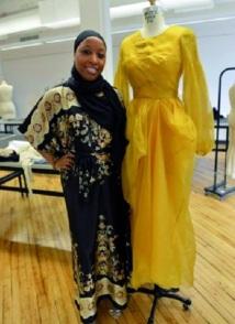 Une musulmane rhabille les mannequins à la Fashion Week de New York