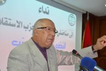 Sans exclure son éventuelle candidature à la tête de l'Istiqlal : El Khalifa en appelle au retrait de Chabat et El Fassi et demande le report du conseil national