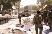 Poutine inflexible : Les combats se poursuivent dans les villes syriennes