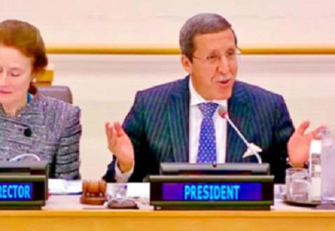 Omar Hilale préside une réunion de haut niveau sur le Sahel