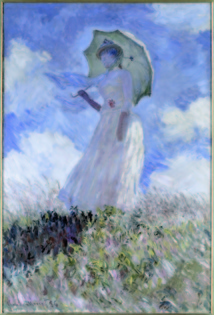 Au Musée d'Orsay à Paris: Les noces de l'impressionnisme et la mode