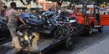 601 vélomoteurs et quinze triporteurs saisis : 6.244 véhicules verbalisés en une semaine à Casablanca