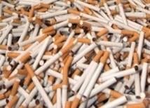 Saisie de cigarettes de contrebande à Tanger