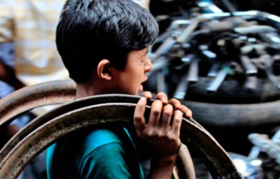 Célébration de la Journée mondiale contre le travail des enfants
