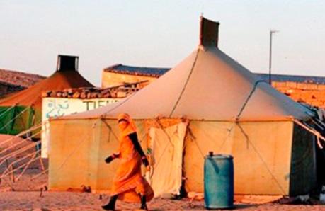 Colère noire dans  les camps de Tindouf