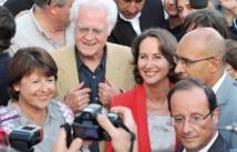 Le parti socialiste change de tête : Harlem Désir successeur désigné de Martine Aubry