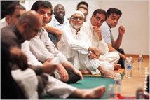 Une synagogue de Virginie accueille un groupe musulman