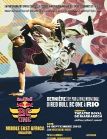 Breakdance : Place au show à Marrakech