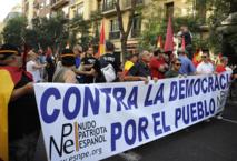 Espagne: Manifestations contre la rigueur à Madrid