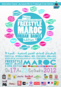Freestyle Maroc: Meknès vibre aux rythmes du Festival international des cultures urbaines