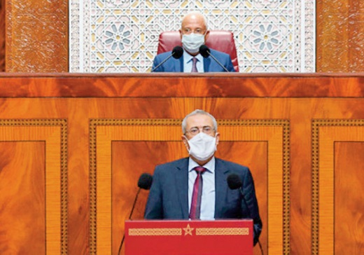 Mohamed Benabdelkader : 1.370 détenus libérés à l'issue de procès à distance