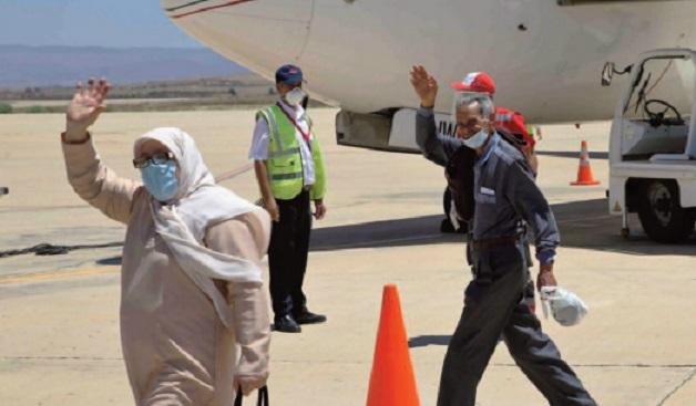 Rapatriement de 108 touristes marocains bloqués aux Iles Canaries
