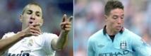 Ligue de champions : Benzema-Nasri, retrouvailles de Bleus pales