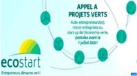 """Lancement de l'appel à projets """"Ecostart"""""""
