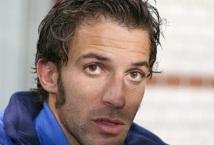 La sérénité de Del Piero