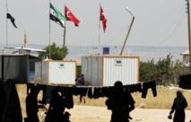 La communauté internationale en spectateur : Les combats continuent à la frontière syro-turque