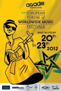Ouverture de la rencontre du Forum européen des festivals de musiques du monde : Une vingtaine de festivals internationaux s'invitent à Agadir