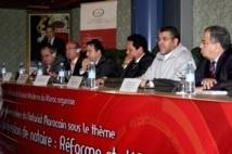 La Chambre du notariat s'en prend aux décrets de Ramid : Les notaires bouderont-ils le dialogue national sur la justice ?