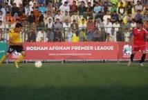 Débuts réussis pour le premier championnat professionnel de foot afghan
