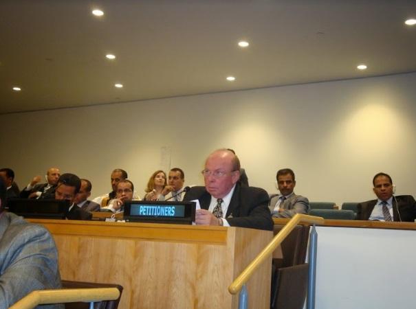Ricardo Sanchez Serra, expert péruvien en relations internationales