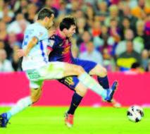 Le Barça assure l'essentiel