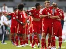 Le Bayern dicte sa loi