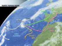 Avis de tempête sur le Royaume : Nadine menace le Maroc
