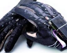 Un gant pour faciliterle dialogue avec les muets