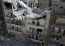 Raid aérien sur Alep : Pas de répit pour la rebellion