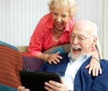 Les aînés de plus en plus branchés au Québec