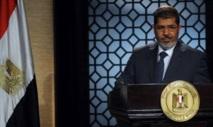 Syrie : Le président égyptien opposé à toute intervention militaire