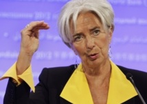 Négociations entre le FMI et Athènes : Lagarde  inquiète du «manque de financement» de la Grèce