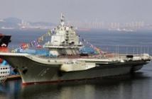 La Chine annonce la mise en service de son premier porte-avions