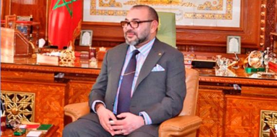 Echange téléphonique entre S.M le Roi et le Sultan d'Oman