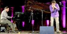 Jazz à la Villa des arts : Antonio Serrano et Federico Lechner en concert à Rabat
